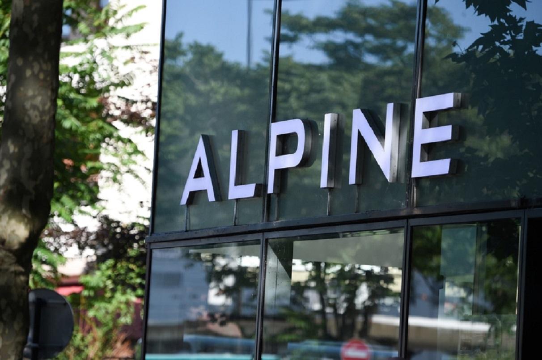 F1 - Les premières images de la livrée de l'Alpine F1 2021 ont fuité