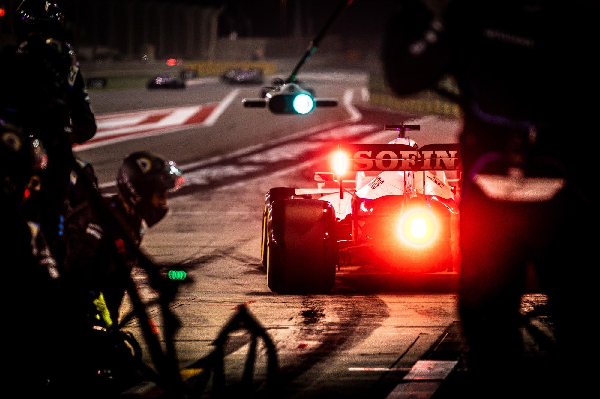 F1 - Williams espère tirer profit de la réglementation 2021 en F1