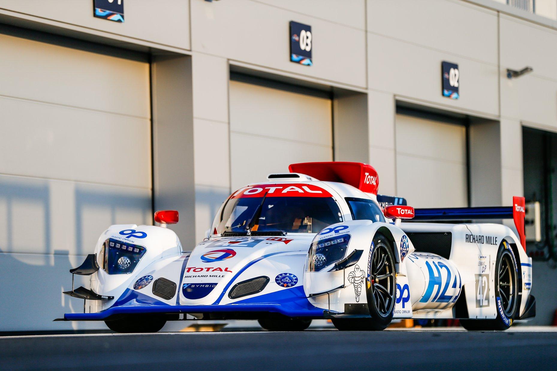 F1 - Red Bull au Mans avec Oreca pour concevoir le prototype à hydrogène