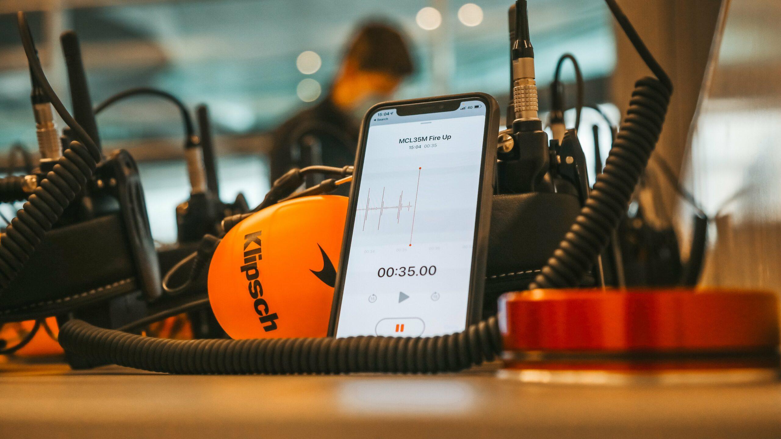 F1 - Vidéo : McLaren a démarré son moteur Mercedes
