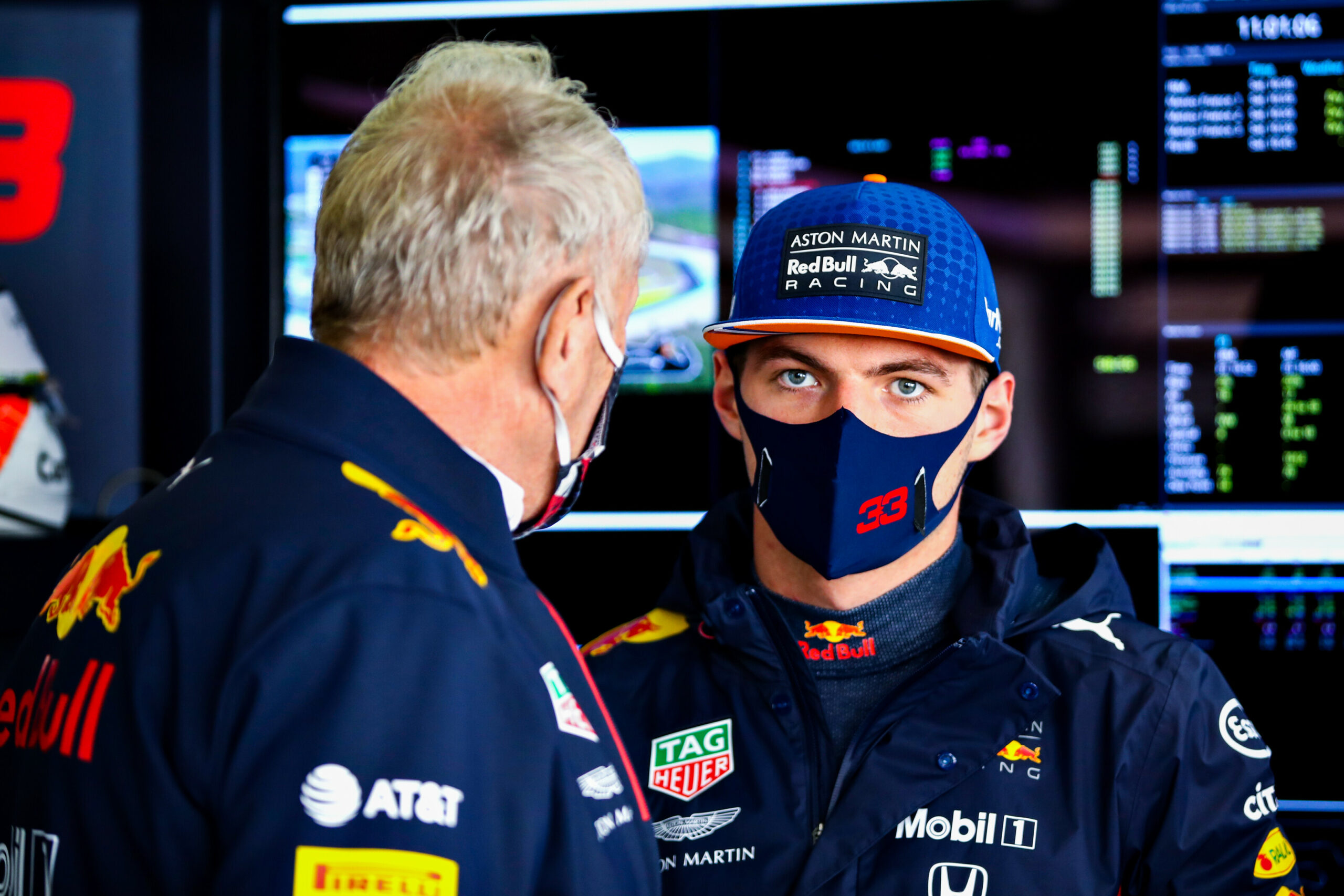 """F1 - Helmut Marko est un peu comme """"un deuxième père"""" pour Verstappen"""
