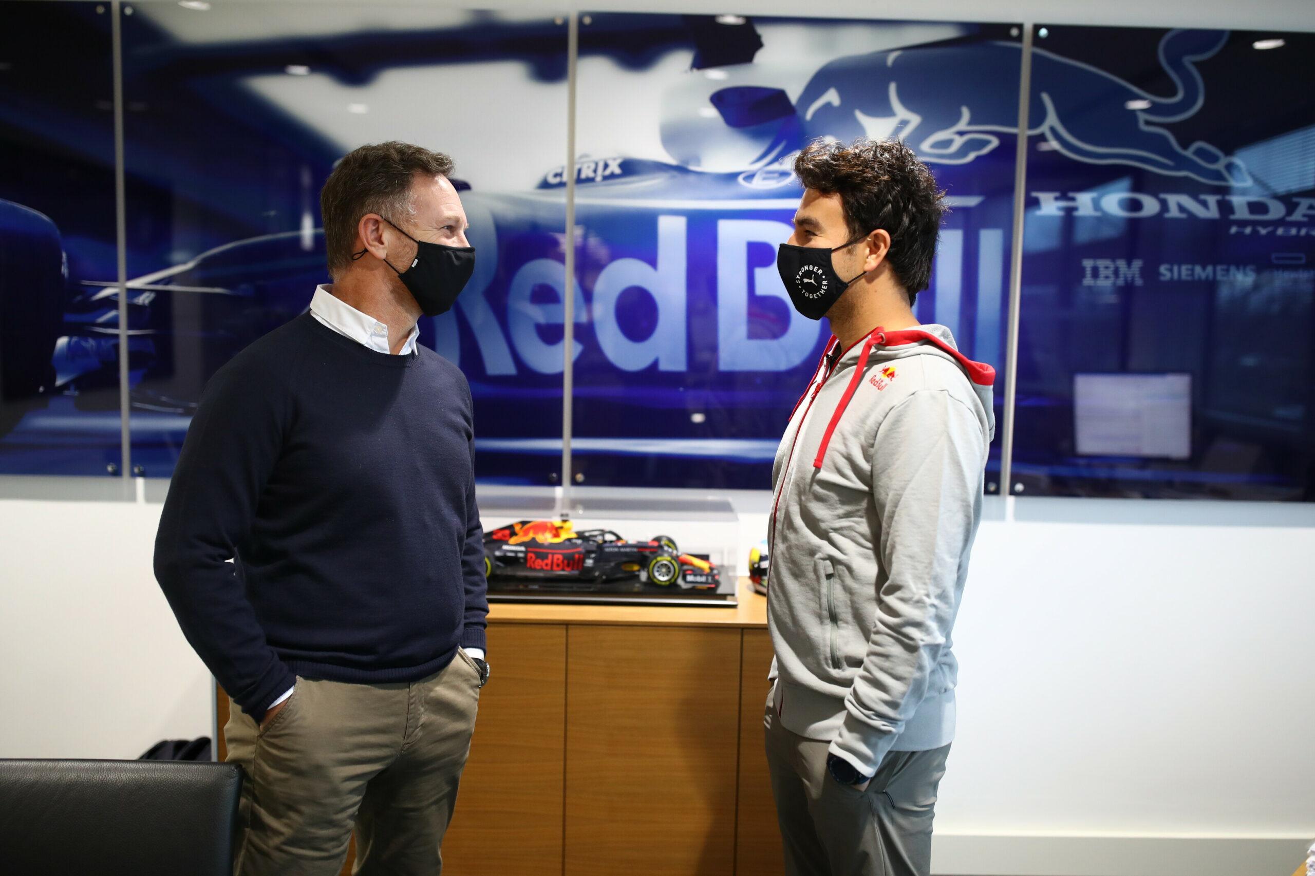 """F1 - Choisir Perez a été une décision """"adulte"""" de la part de Red Bull selon Horner"""