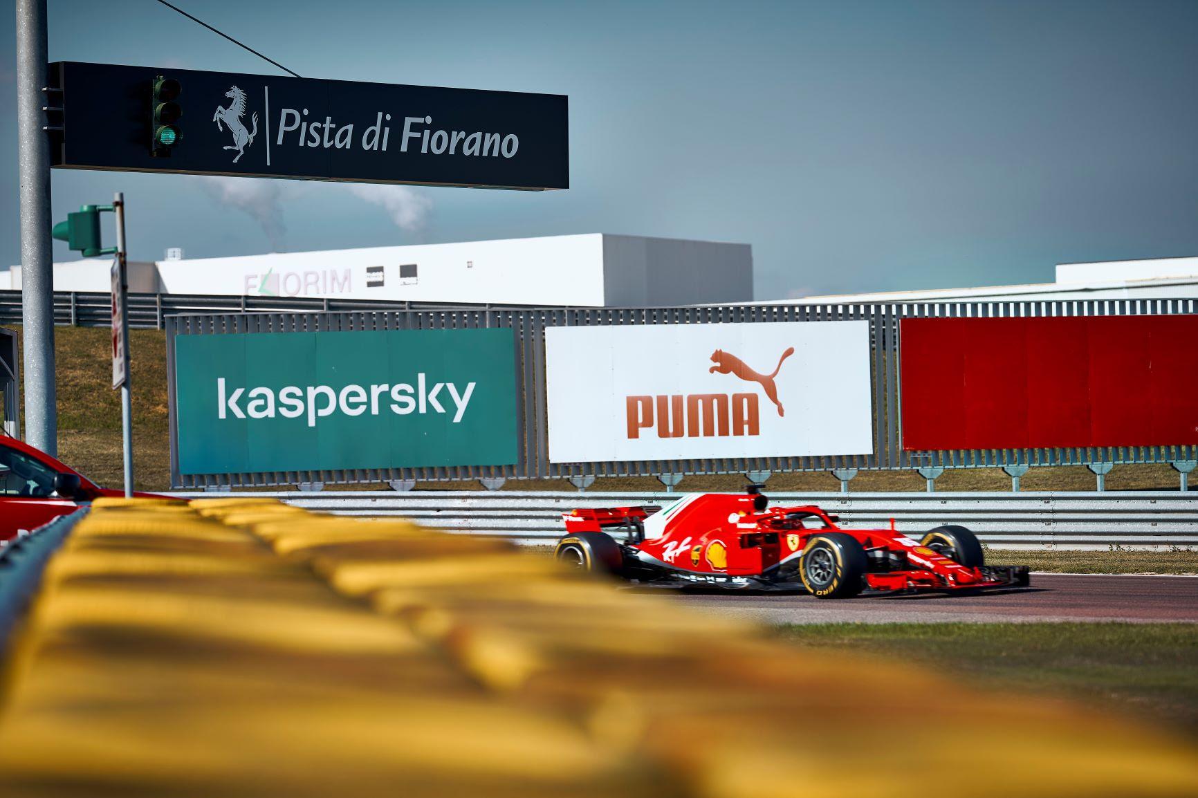 F1 - Ferrari programme cinq journées de tests à Fiorano pour sept pilotes