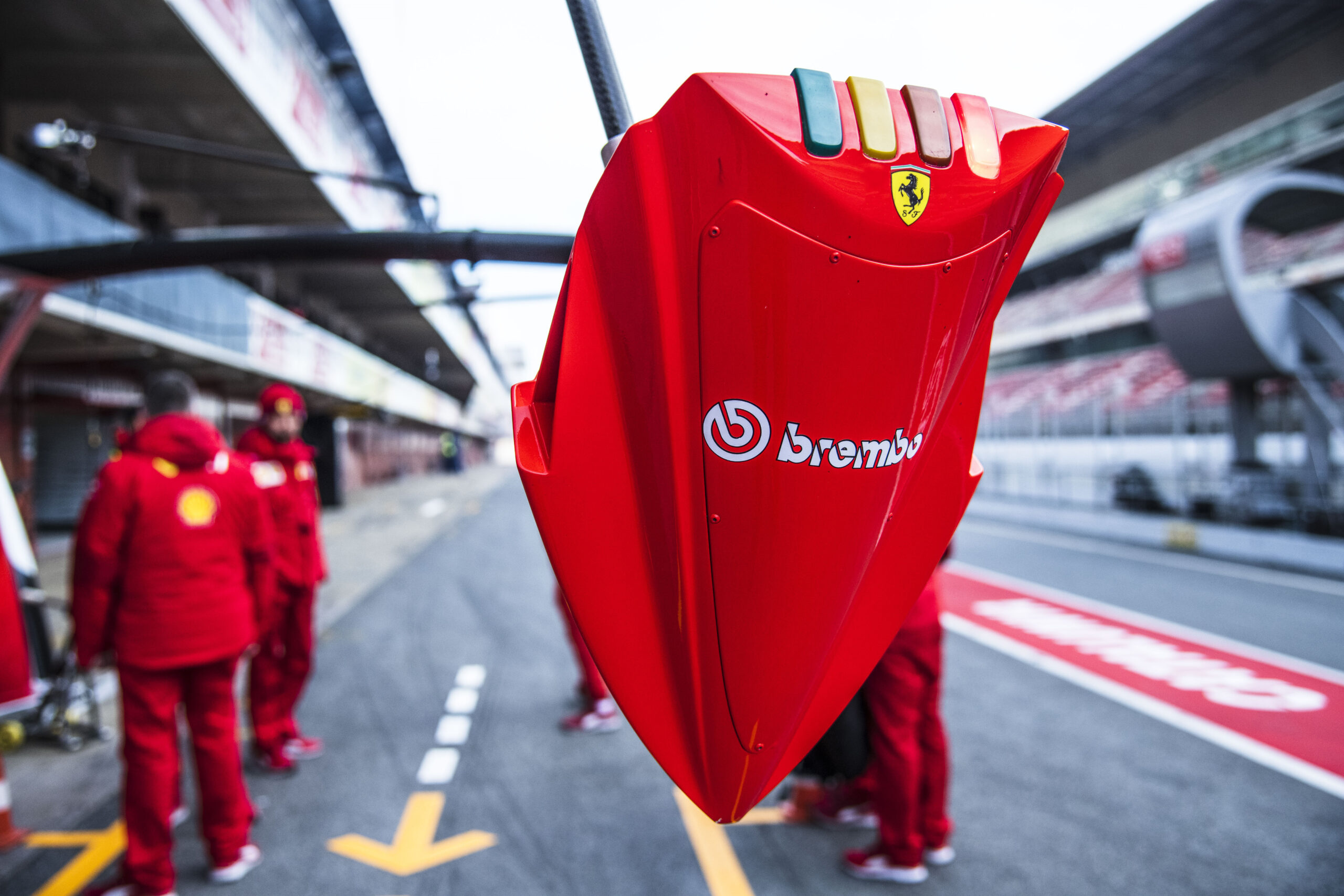 F1 - Ferrari poursuit son partenariat technique avec Brembo en F1
