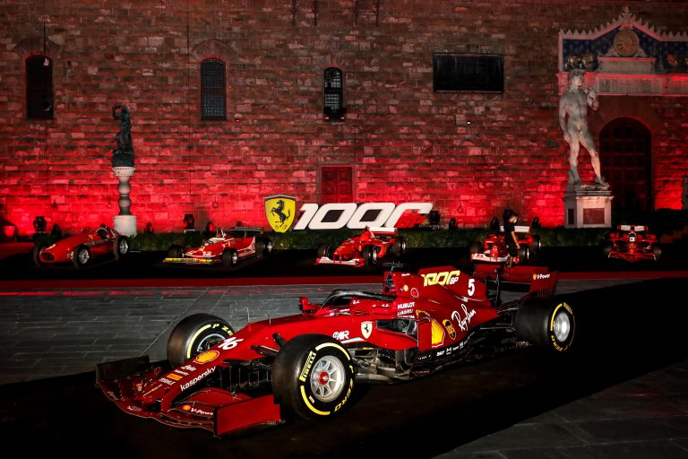 F1 - Ferrari confirme une présentation en deux temps de la SF21