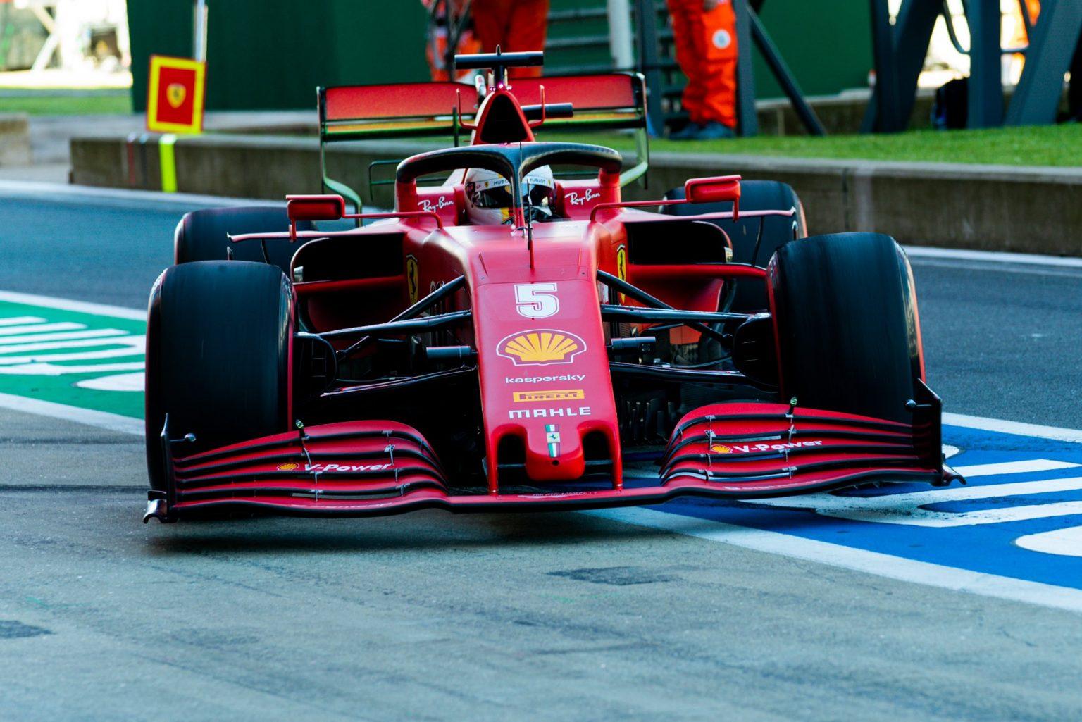 F1 - La Formule 1 va tester les courses sprint cette saison