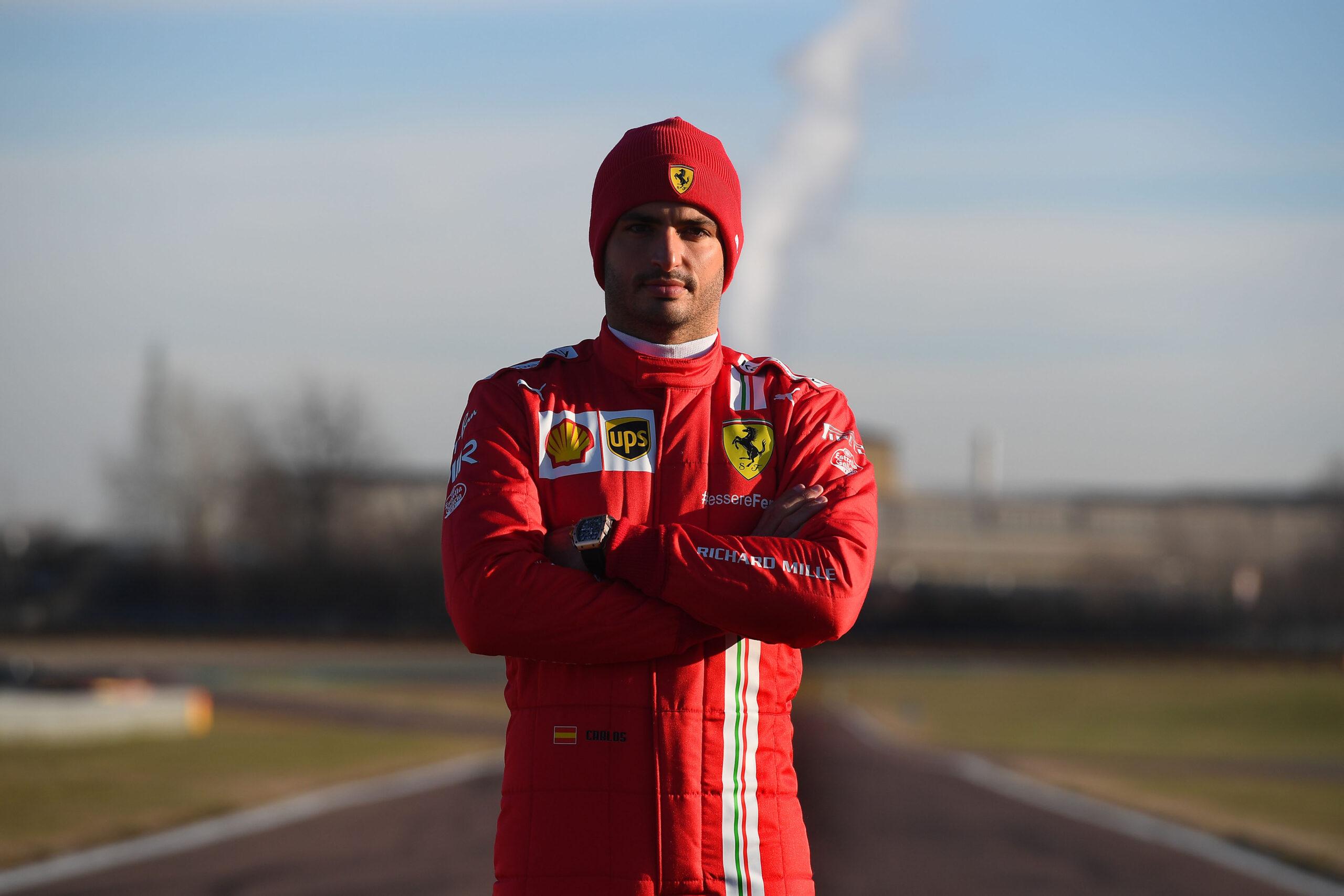 F1 - Estrella Galicia et Richard Mille rejoignent la Scuderia Ferrari