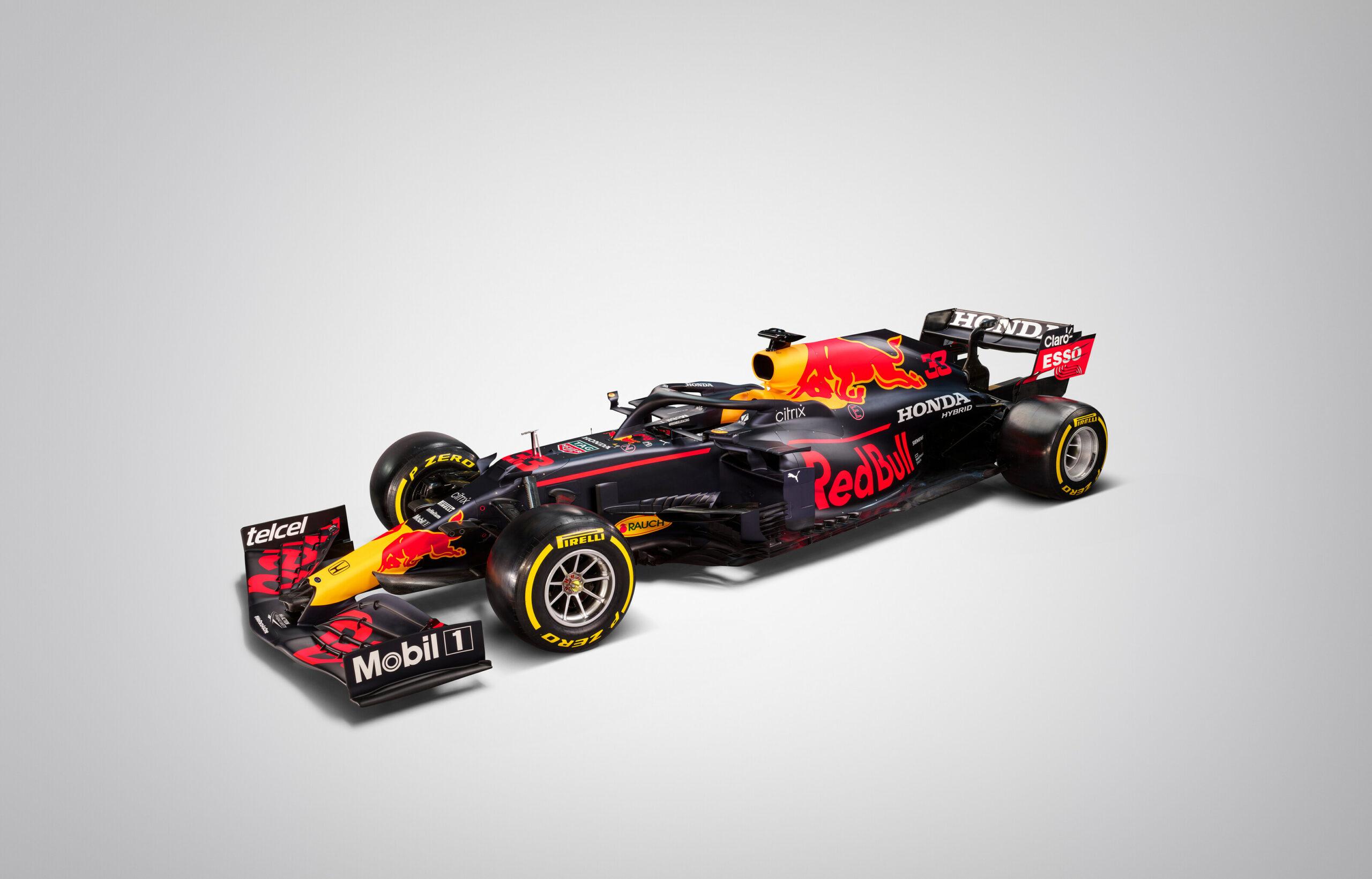 F1 - Red Bull présente sa F1 pour la saison 2021