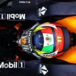 F1 - Photos : Sergio Perez au volant de la Red Bull