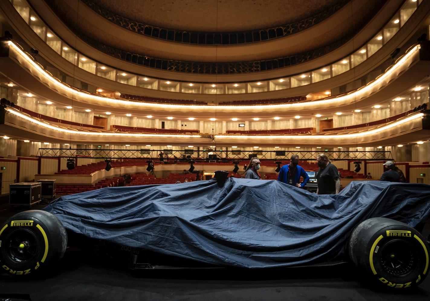F1 - Alfa Romeo dévoile sa F1 2021 ce lundi en direct de Varsovie