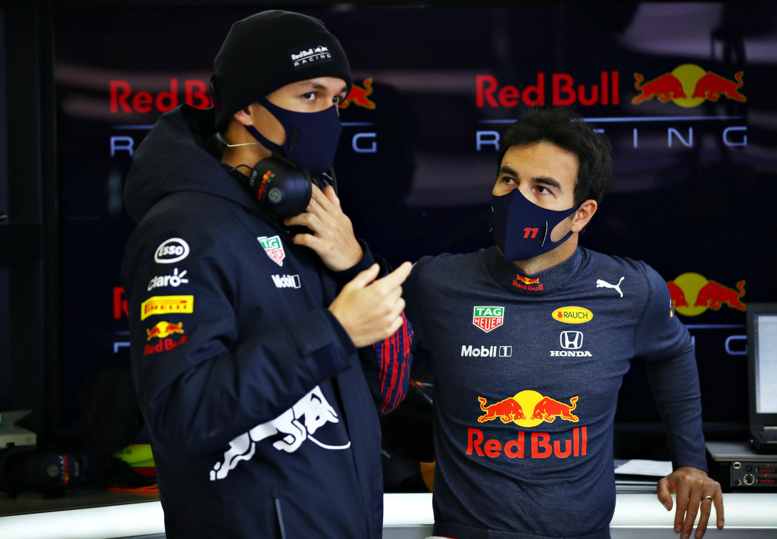 F1 - Albon convaincu que son travail hivernal a porté ses fruits sur la RB16B