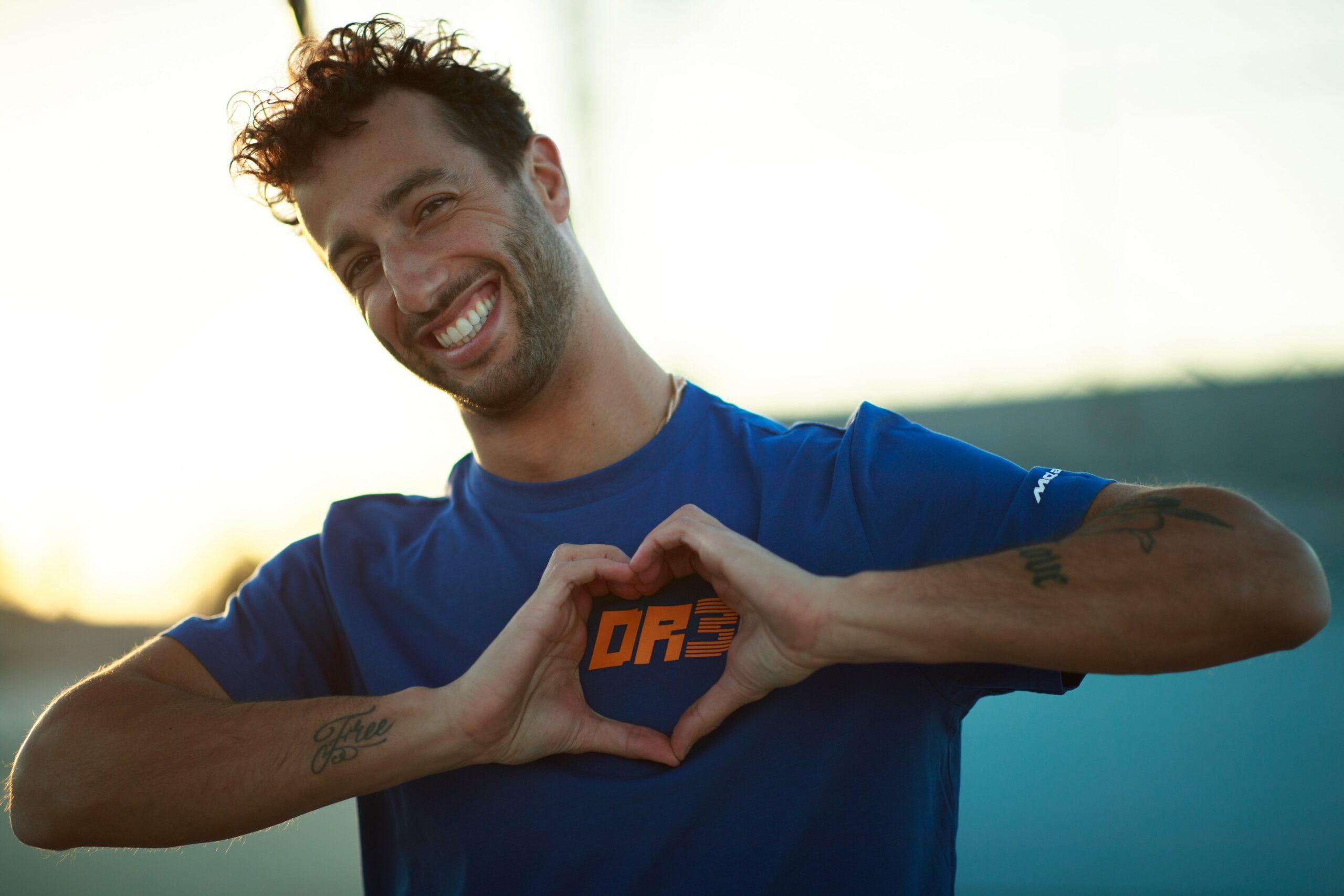 F1 - Daniel Ricciardo convaincu d'être au bon endroit avec McLaren