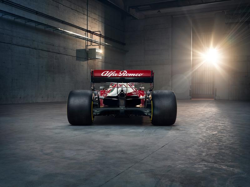 F1 - Alfa Romeo dévoile sa F1 pour la saison 2021