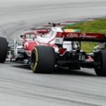 F1 - Photos : les tenues 2021 des pilotes Alfa Romeo