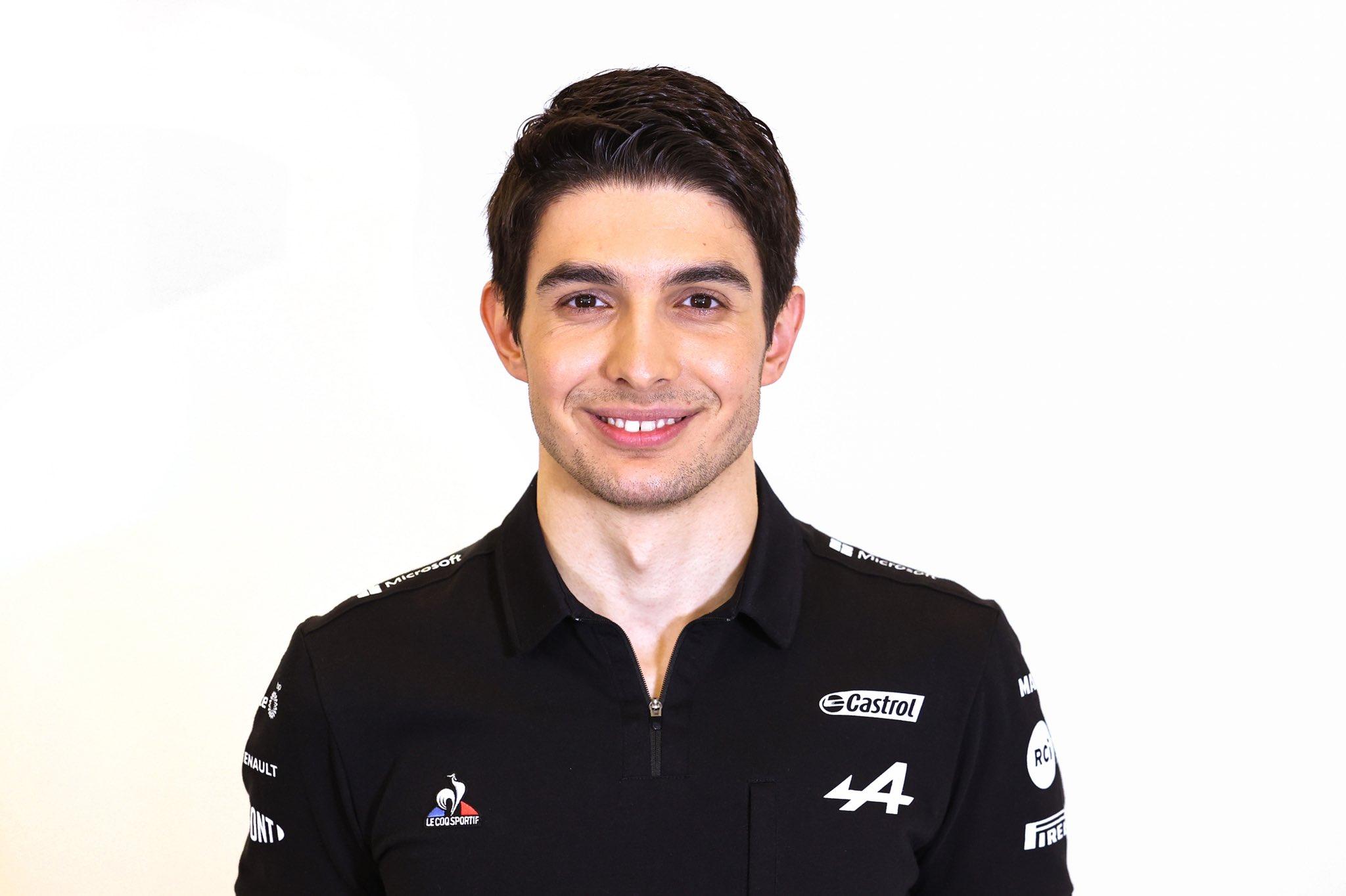 """F1 - Esteban Ocon : """"je crois qu'une belle saison nous attend"""""""