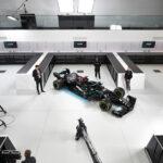 F1 - Mercedes dévoile de nouvelles images de la W12