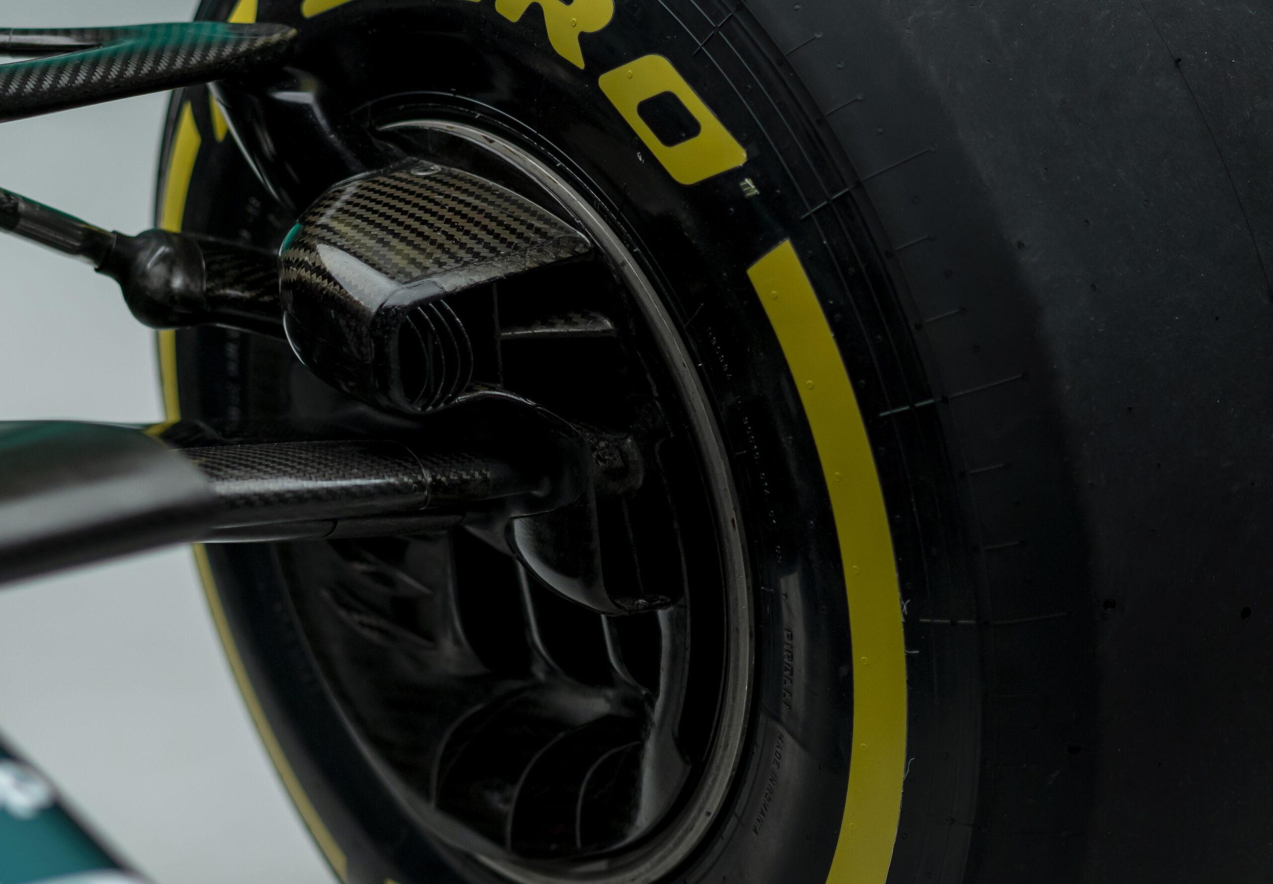 F1 - Technique F1 : l'Aston Martin AMR21 à la loupe