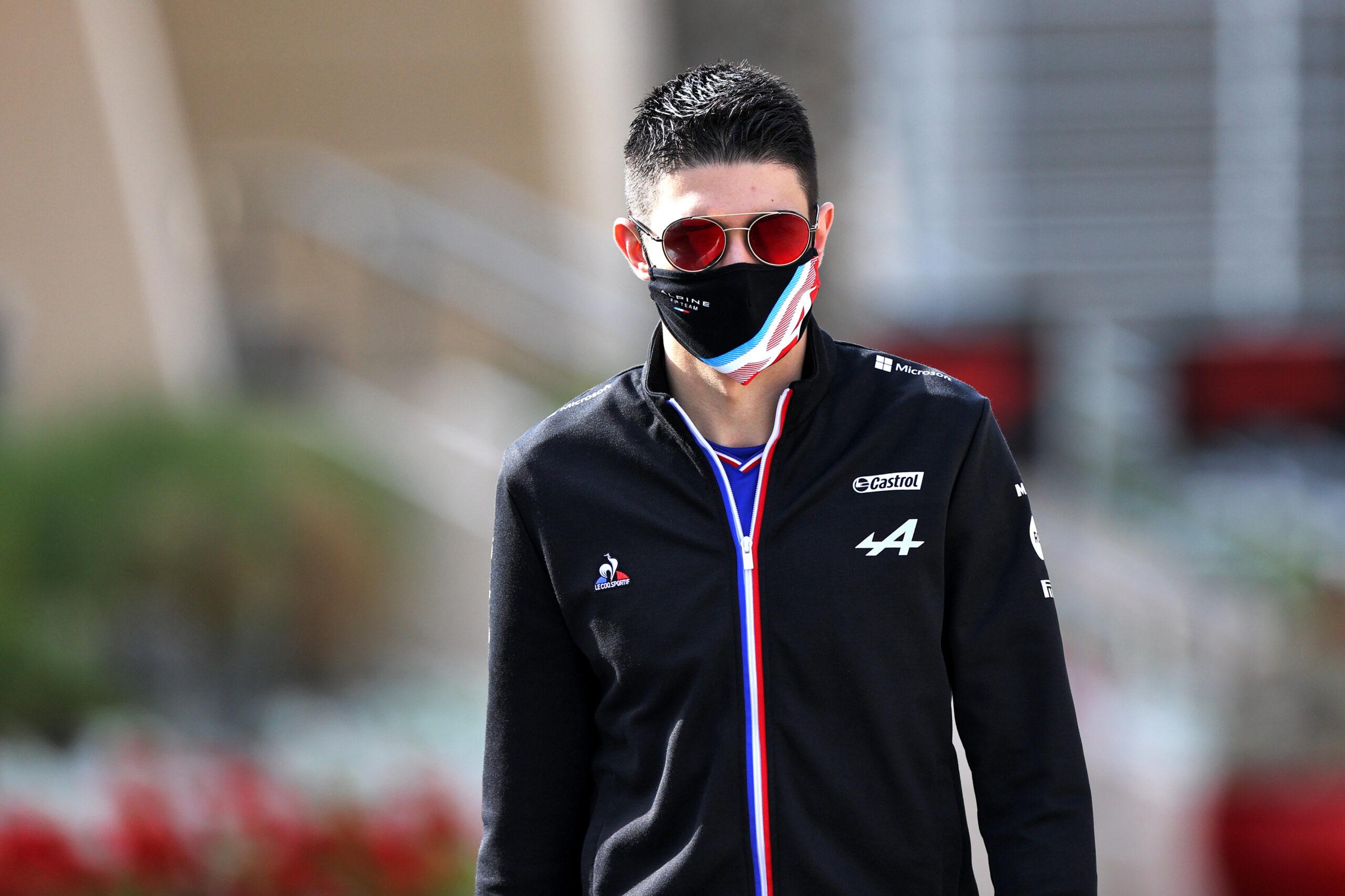 F1 - Ocon a travaillé dur avec son équipe pour préparer la Hongrie
