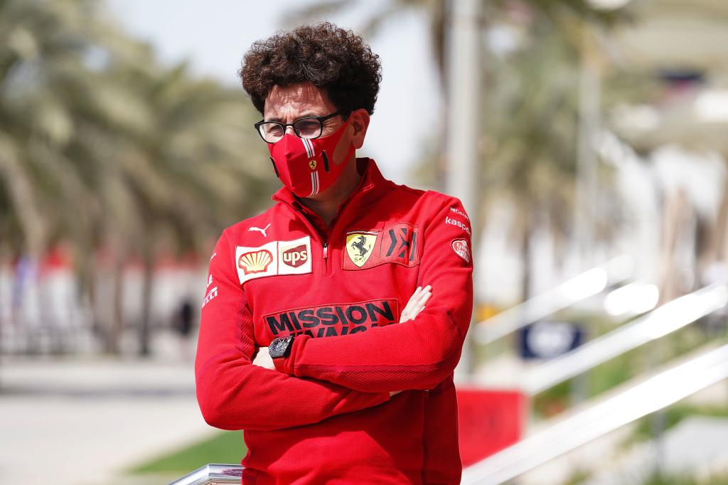 F1 - Mattia Binotto absent au Grand Prix de Turquie