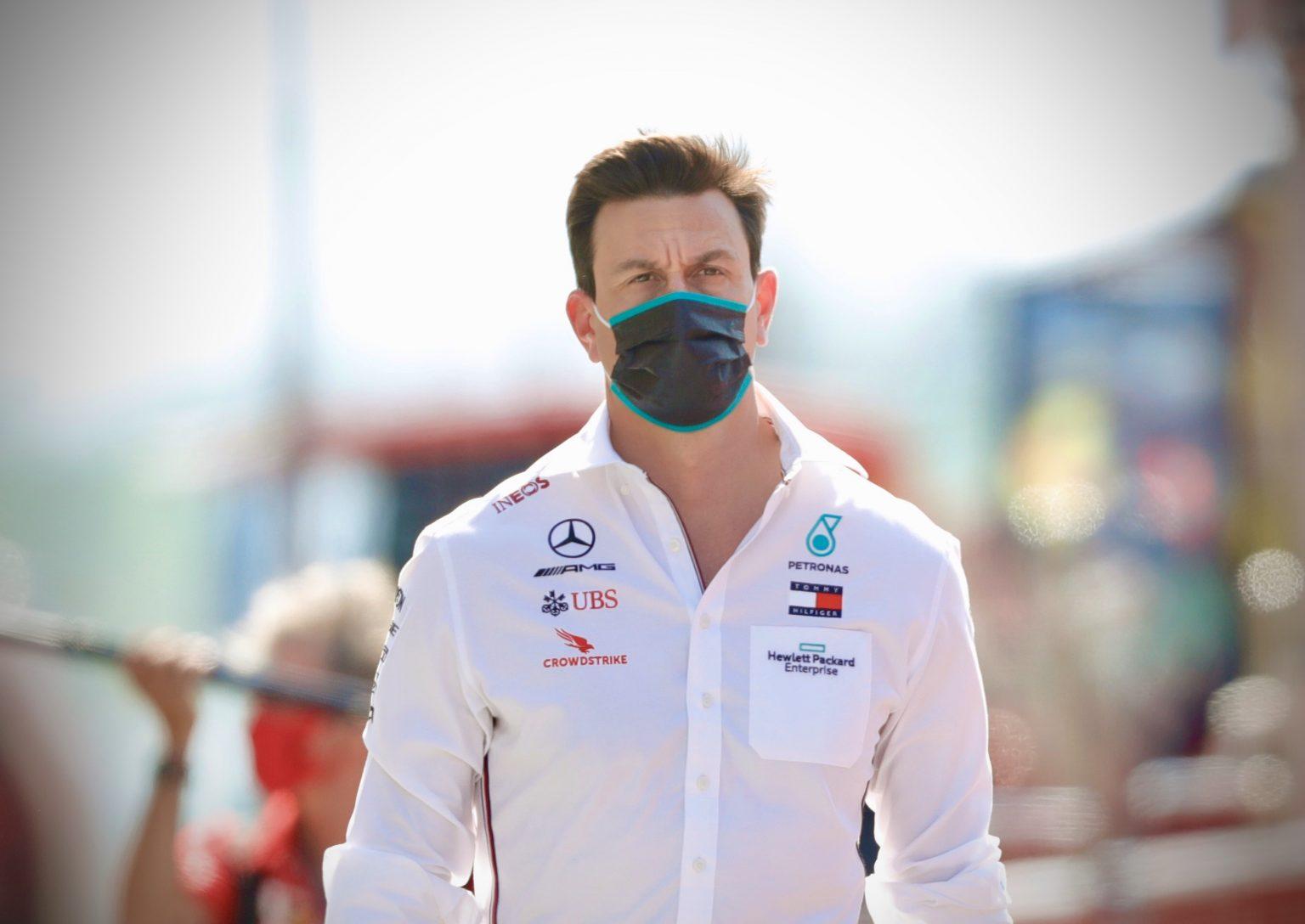 """F1 - Mercedes a souhaité """"désamorcer"""" la situation avec Red Bull"""