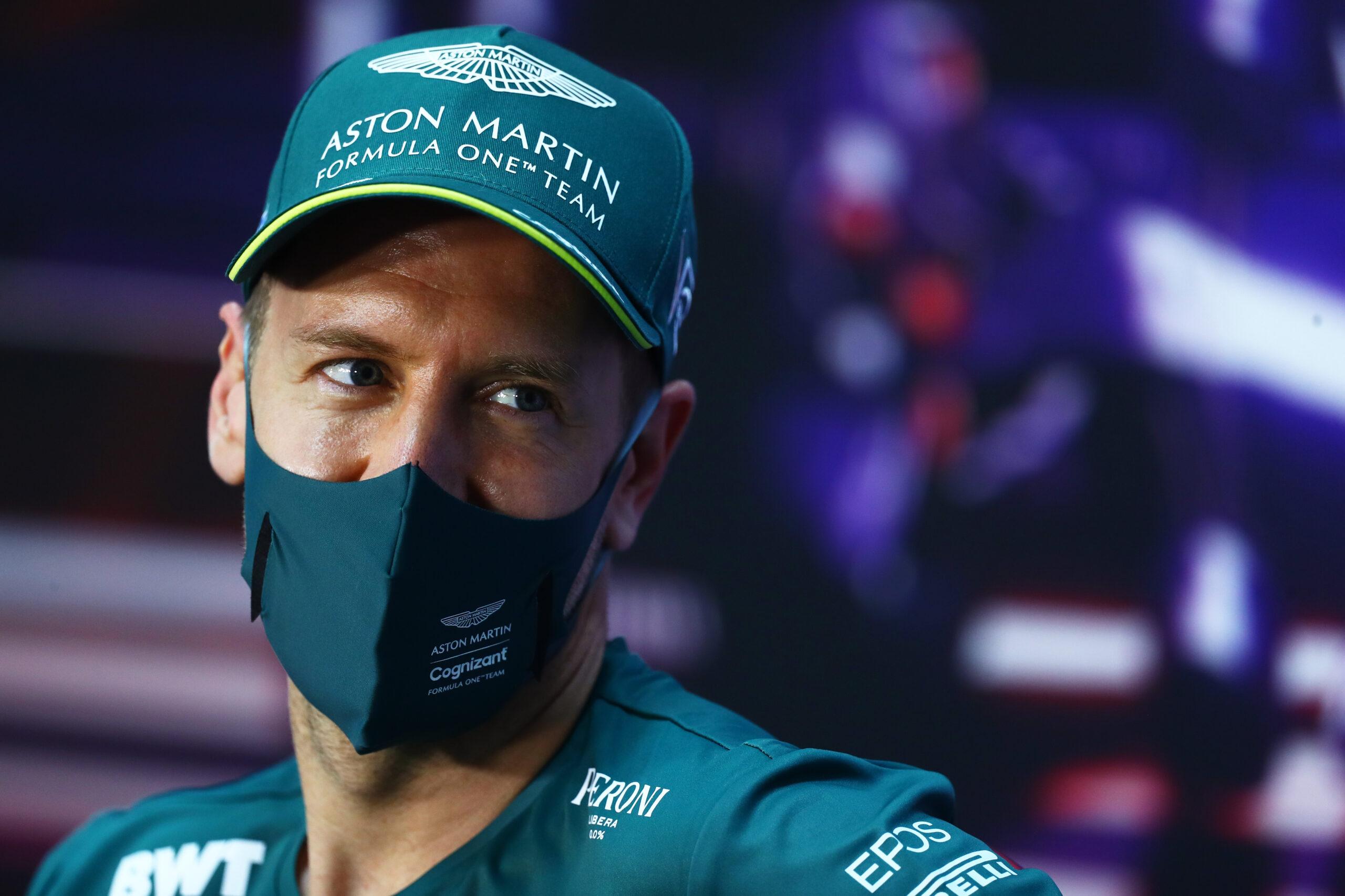 F1 - Vettel est impatient de piloter les nouvelles F1 de 2022