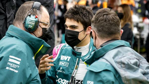 F1 - Problèmes techniques, pénalité : Stroll a accumulé les problèmes à Imola