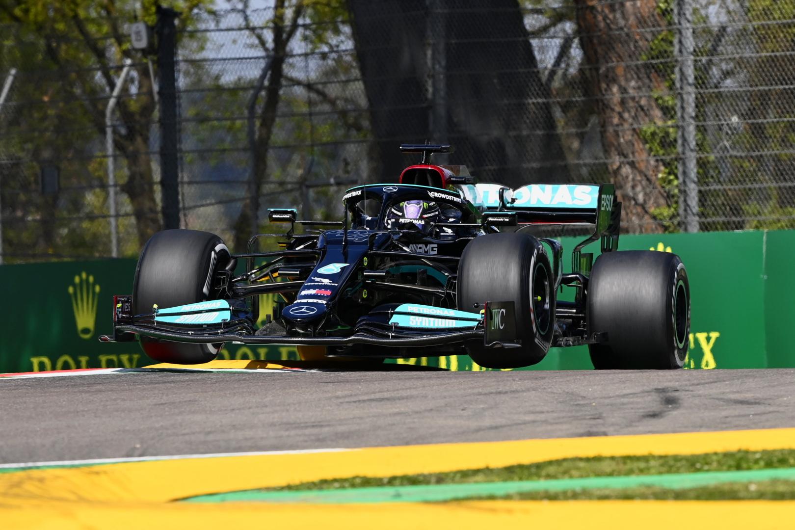 F1 - Mercedes confirme que la W12 est plus stable du train arrière