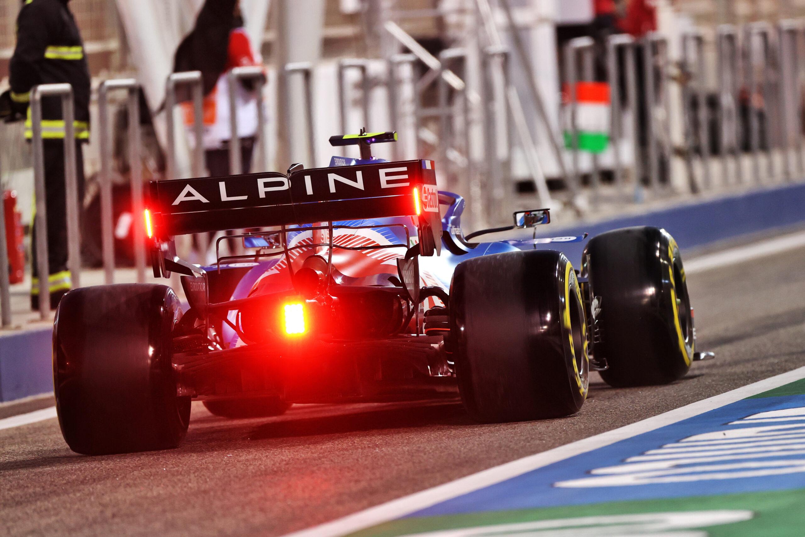 F1 - Alpine F1 confirme des évolutions sur l'A521 pour Imola