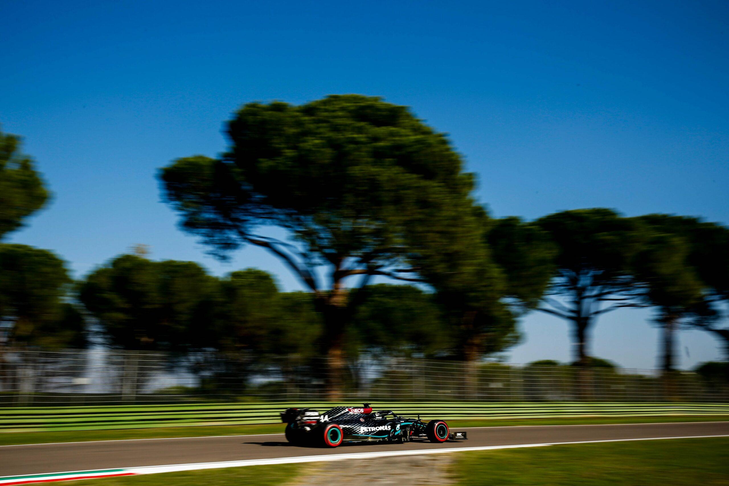 F1 - Une zone de DRS rallongée à Imola en 2021