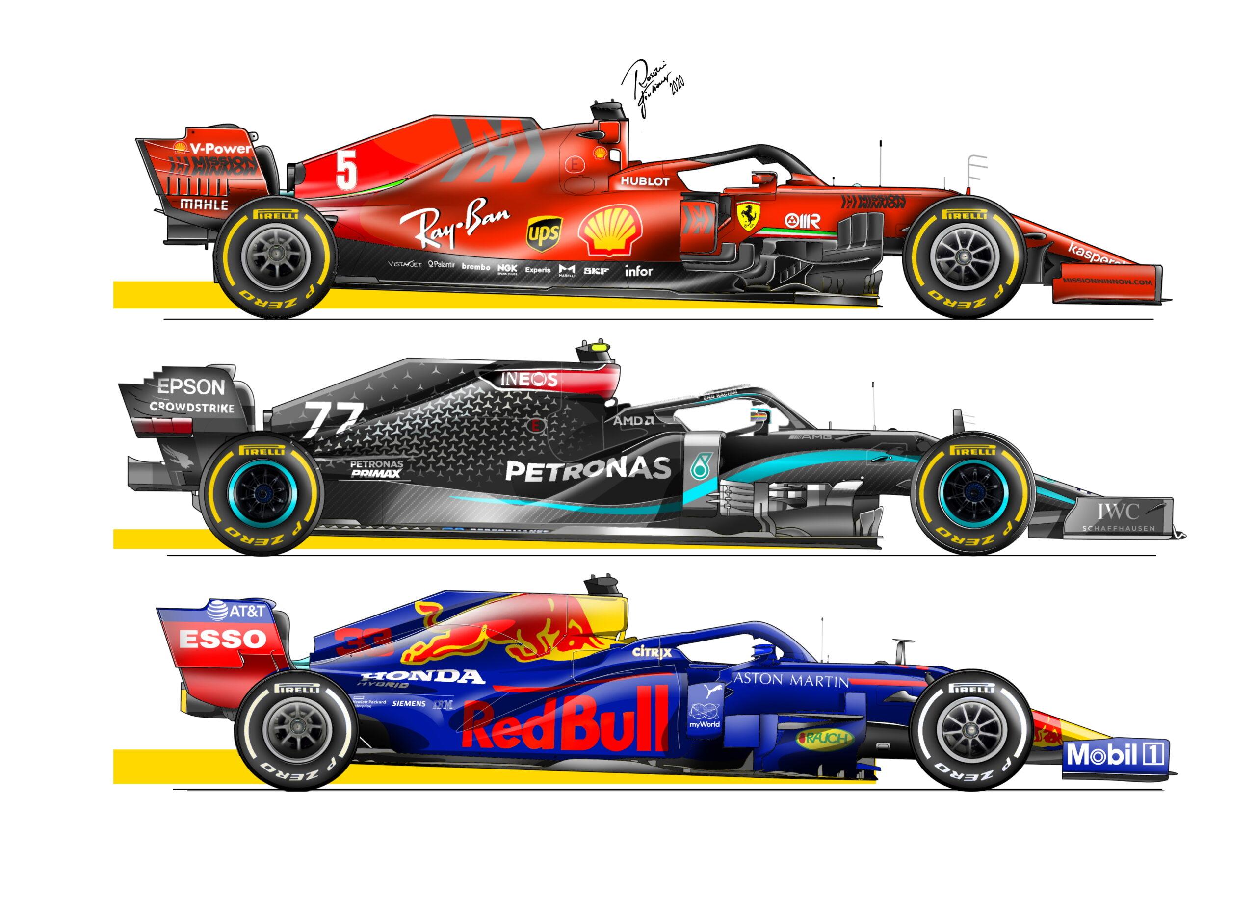 F1 - Tech F1 : les nouvelles règles en faveur du rake élevé de la Red Bull ?