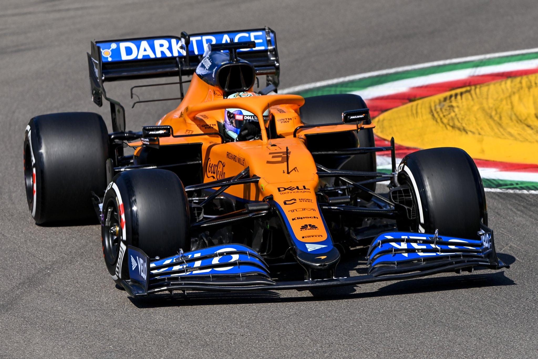 F1 - McLaren a signé un accord avec Paul di Resta