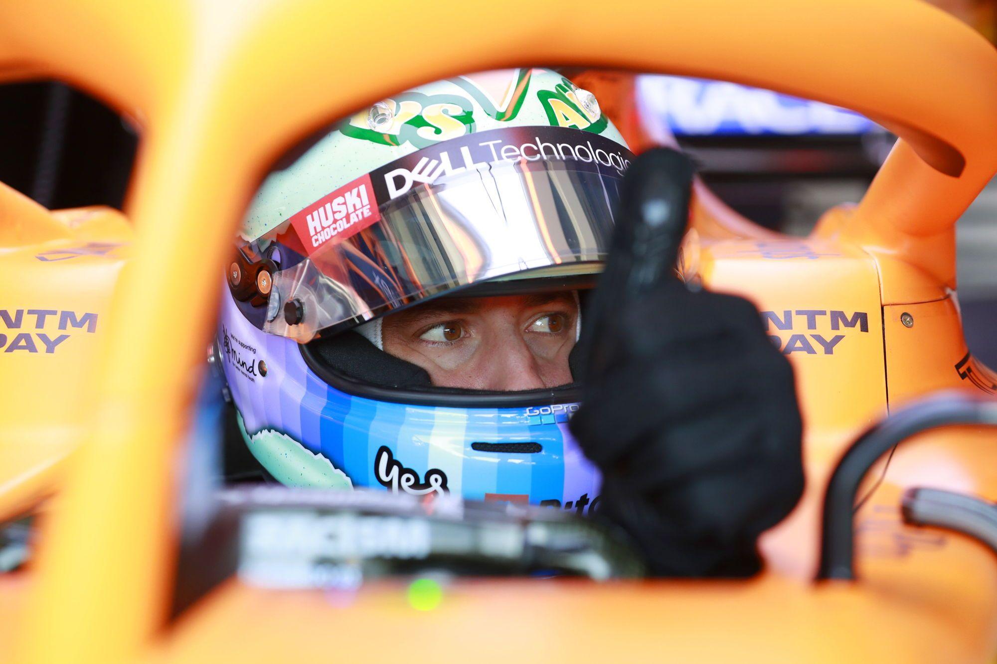 F1 - Le PDG de McLaren rappelle son pari passé avec Ricciardo
