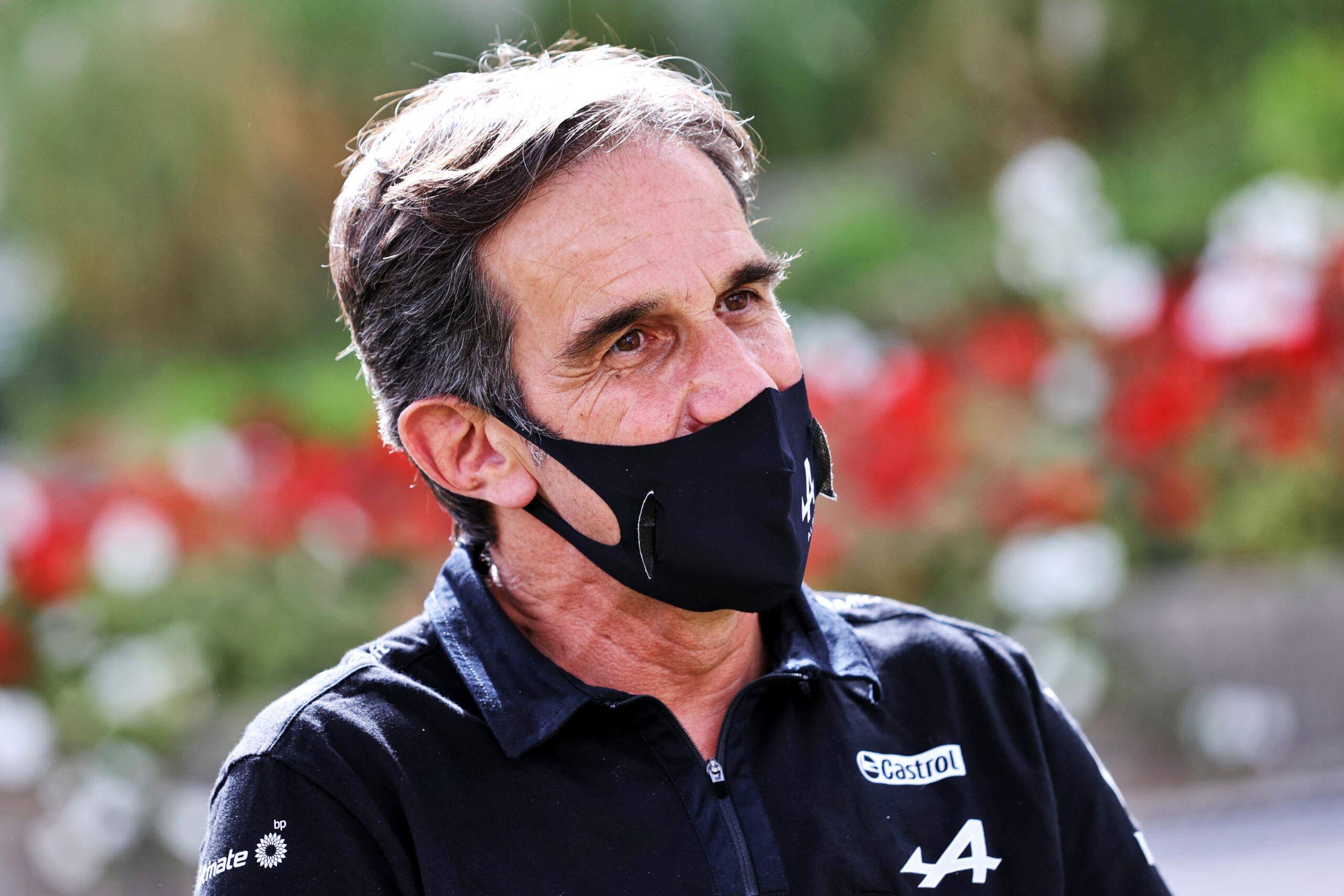 F1 - Chez Alpine F1, Davide Brivio veut maintenir l'élan insufflé par Renault