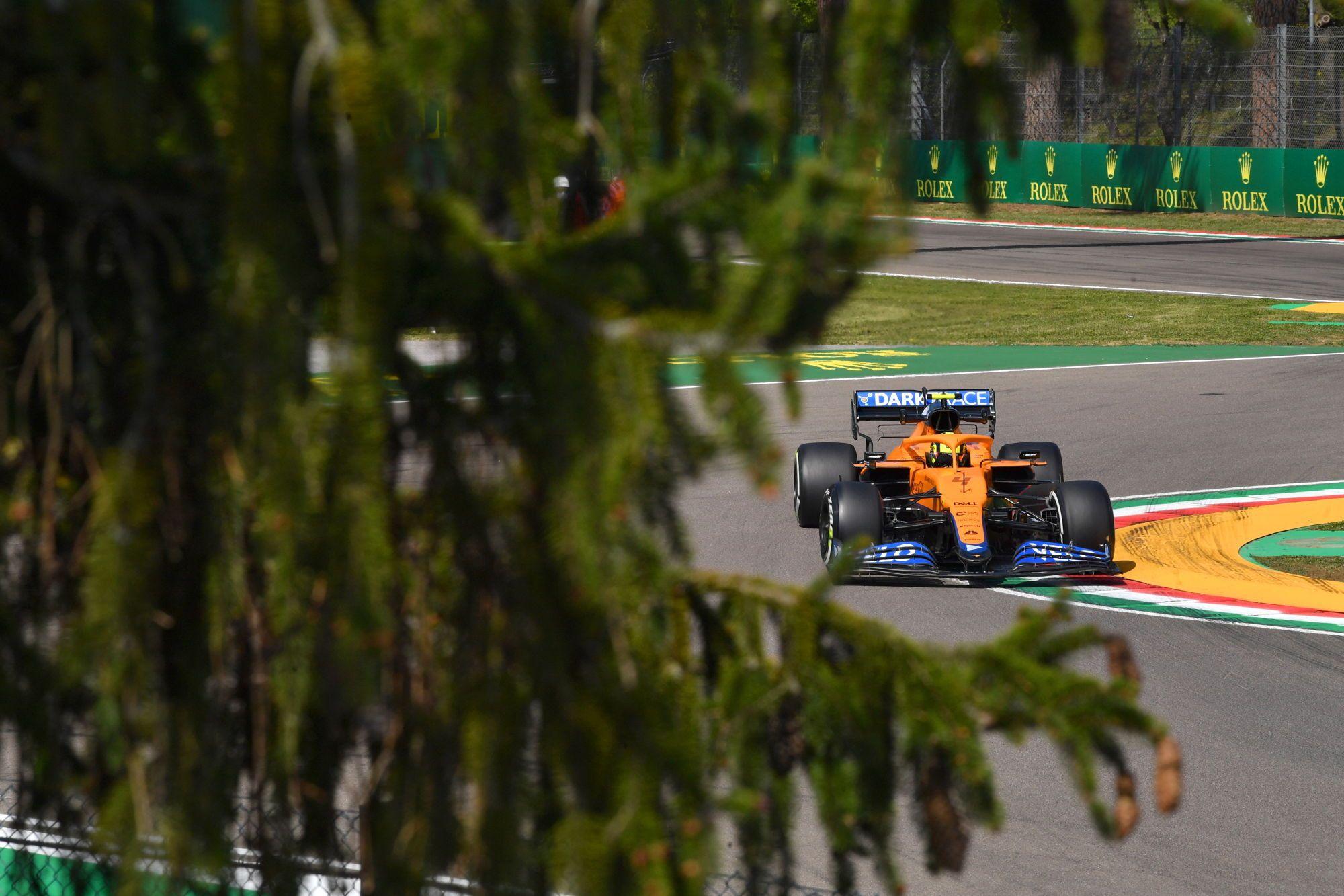 F1 - A la veille des qualifications à Imola, Norris n'est pas aussi confiant qu'à Bahreïn