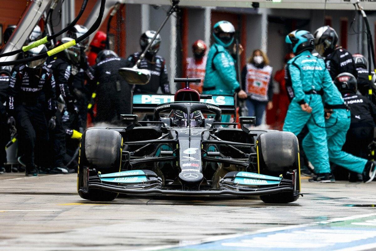 F1 - Les résultats définitifs du GP d'Émilie-Romagne 2021