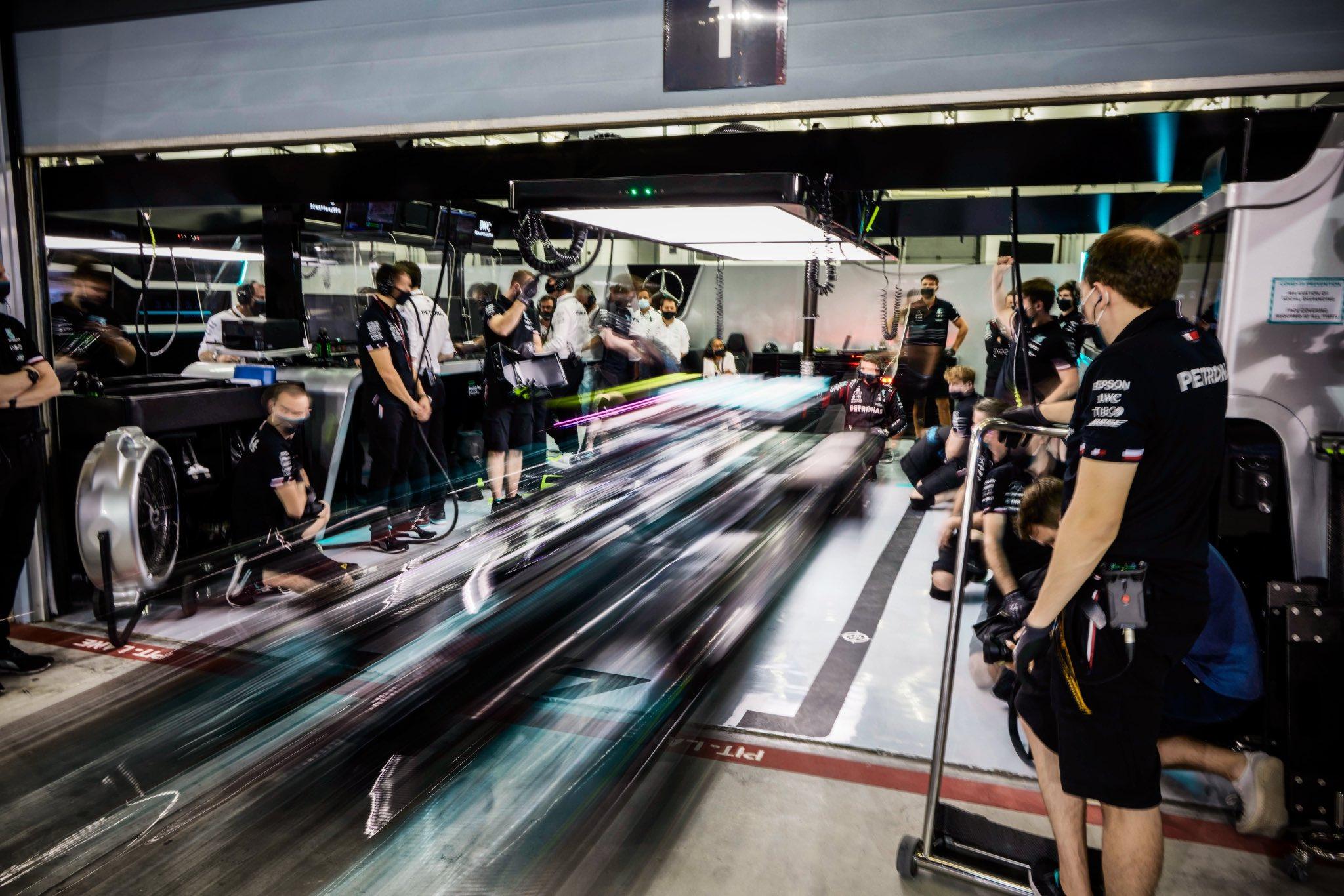 F1 - La F1 renonce au week-end sur deux jours