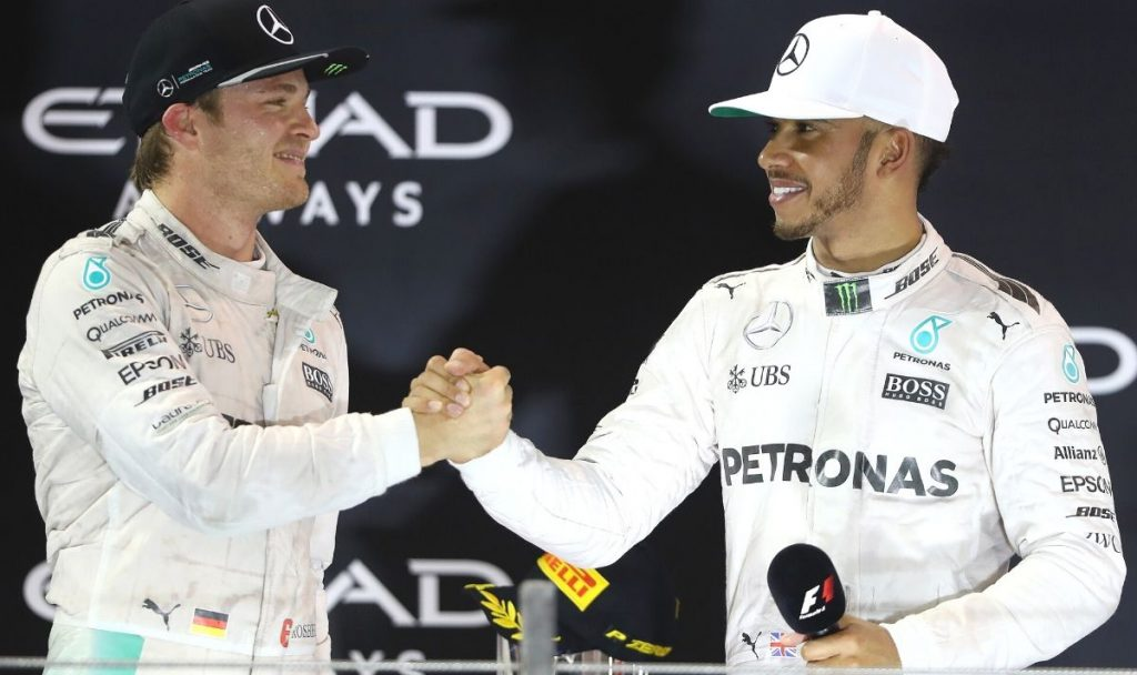 F1 - Chez Mercedes, Rosberg avait une approche plus analytique que Hamilton