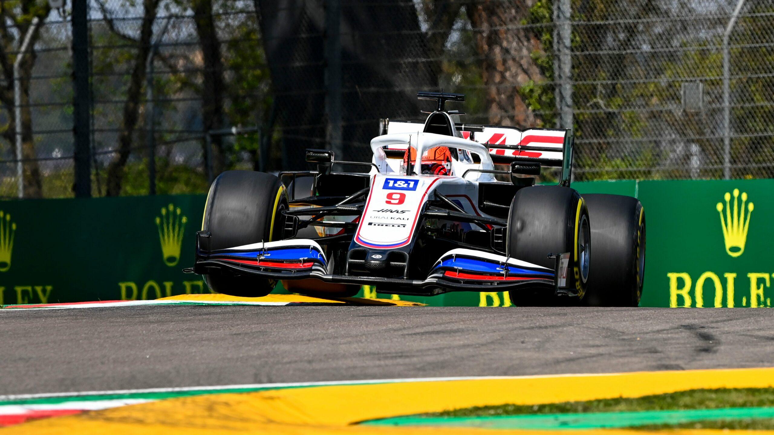 F1 - Steiner soutient Nikita Mazepin après un vendredi compliqué pour le Russe