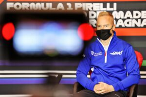 Nikita Mazepin admet que la F1 est intense et exigeante