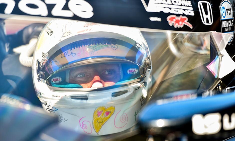 """F1 - Romain Grosjean : """"L'Indycar est plus physique que la F1"""""""