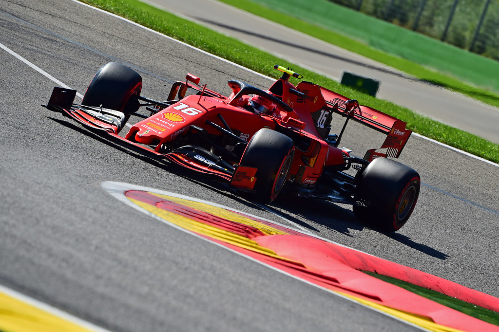F1 - Ferrari offre à Leclerc la SF90 de ses deux premières victoires en F1