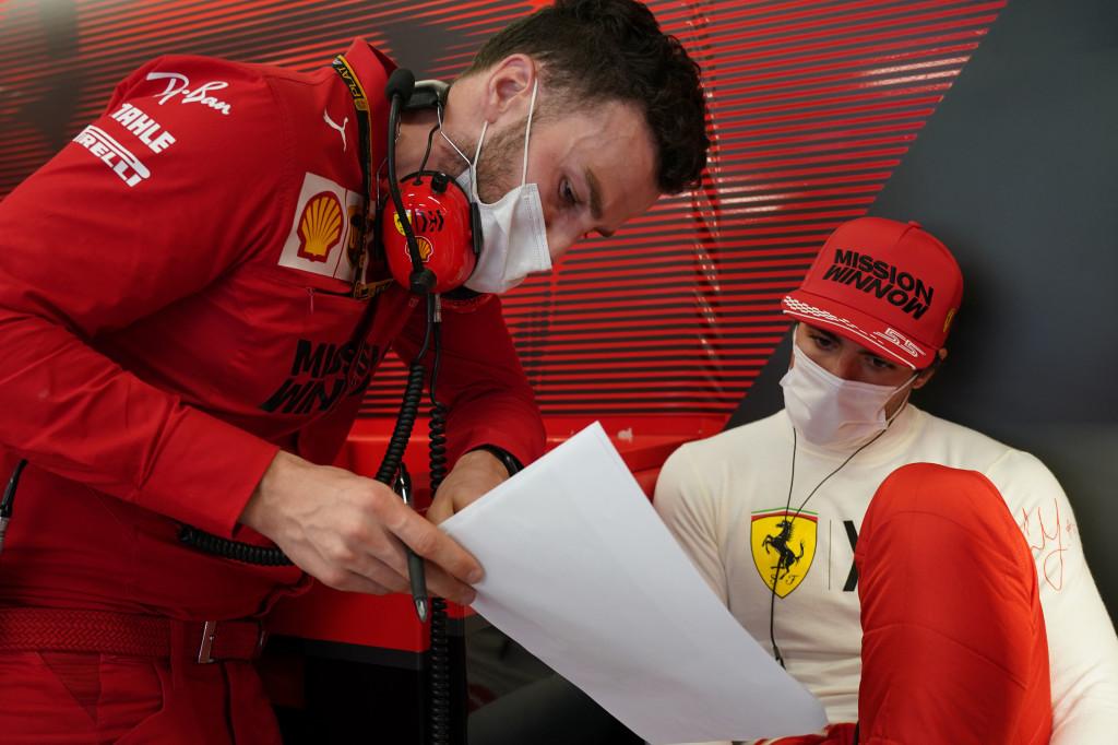 F1 - Ferrari s'attend à une course difficile à Barcelone ce dimanche