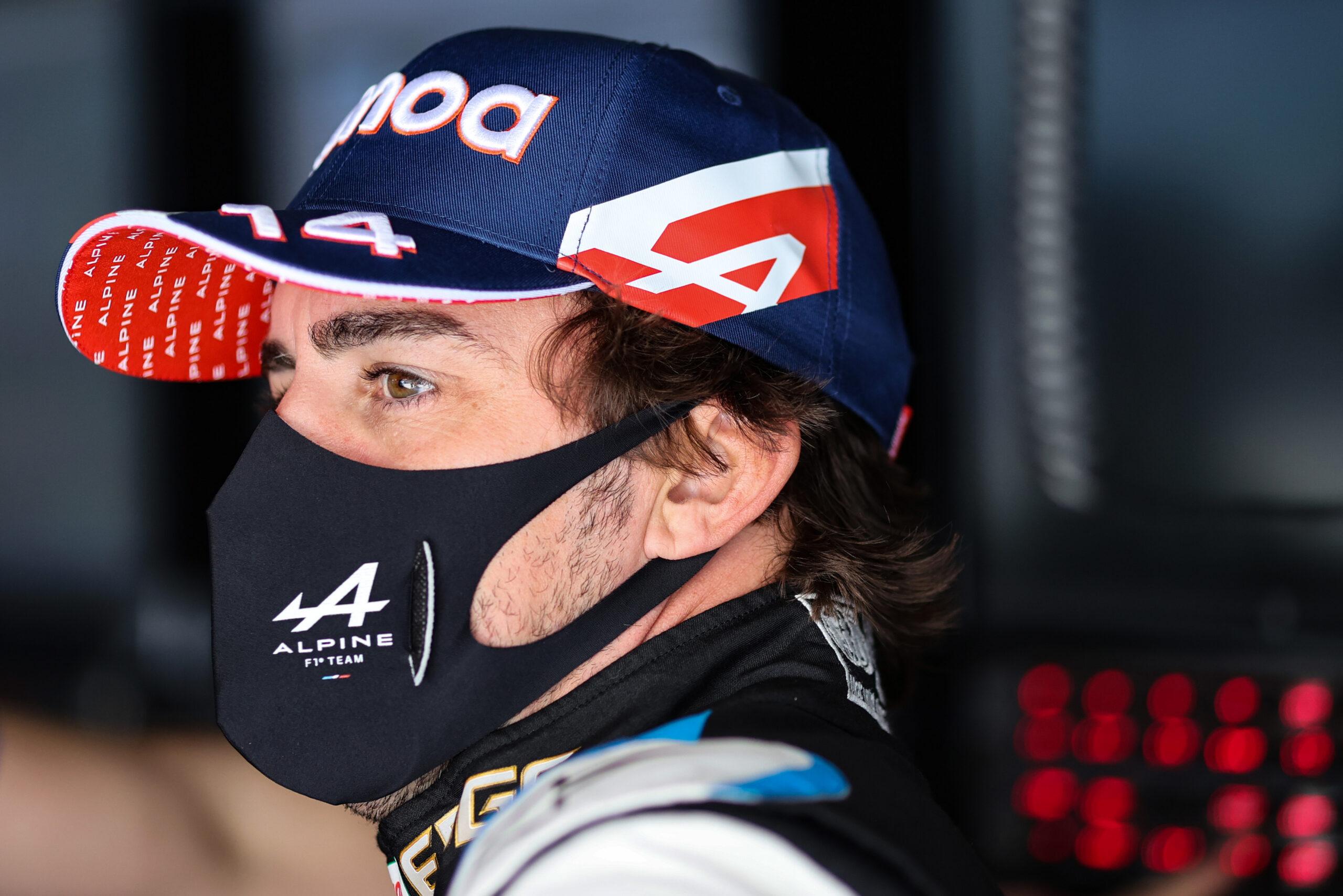 """F1 - Fernando Alonso : """"Nous avons joué de malchance"""""""