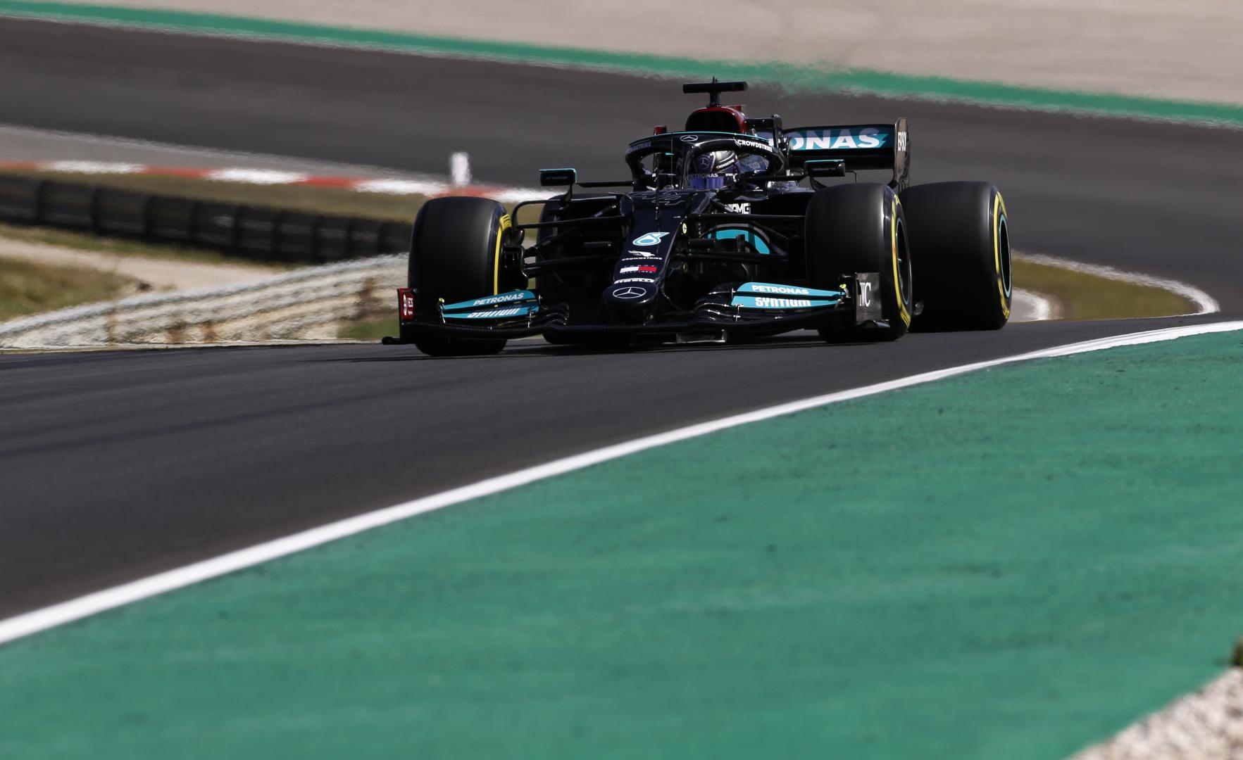 F1 - Pourquoi Mercedes a chaussé les Mediums sur ses deux monoplaces en Q3 ?