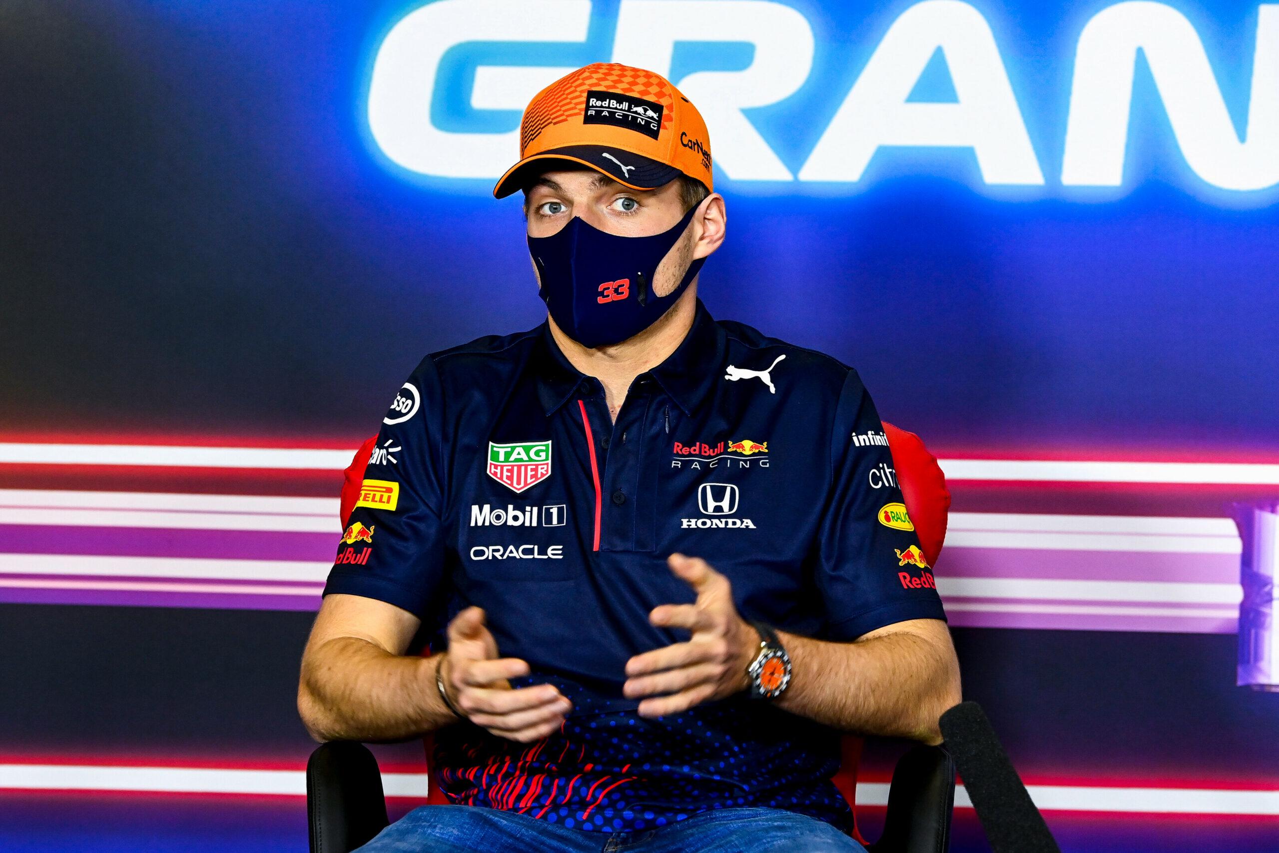 F1 - Limites de piste : Verstappen ne changera pas son approche