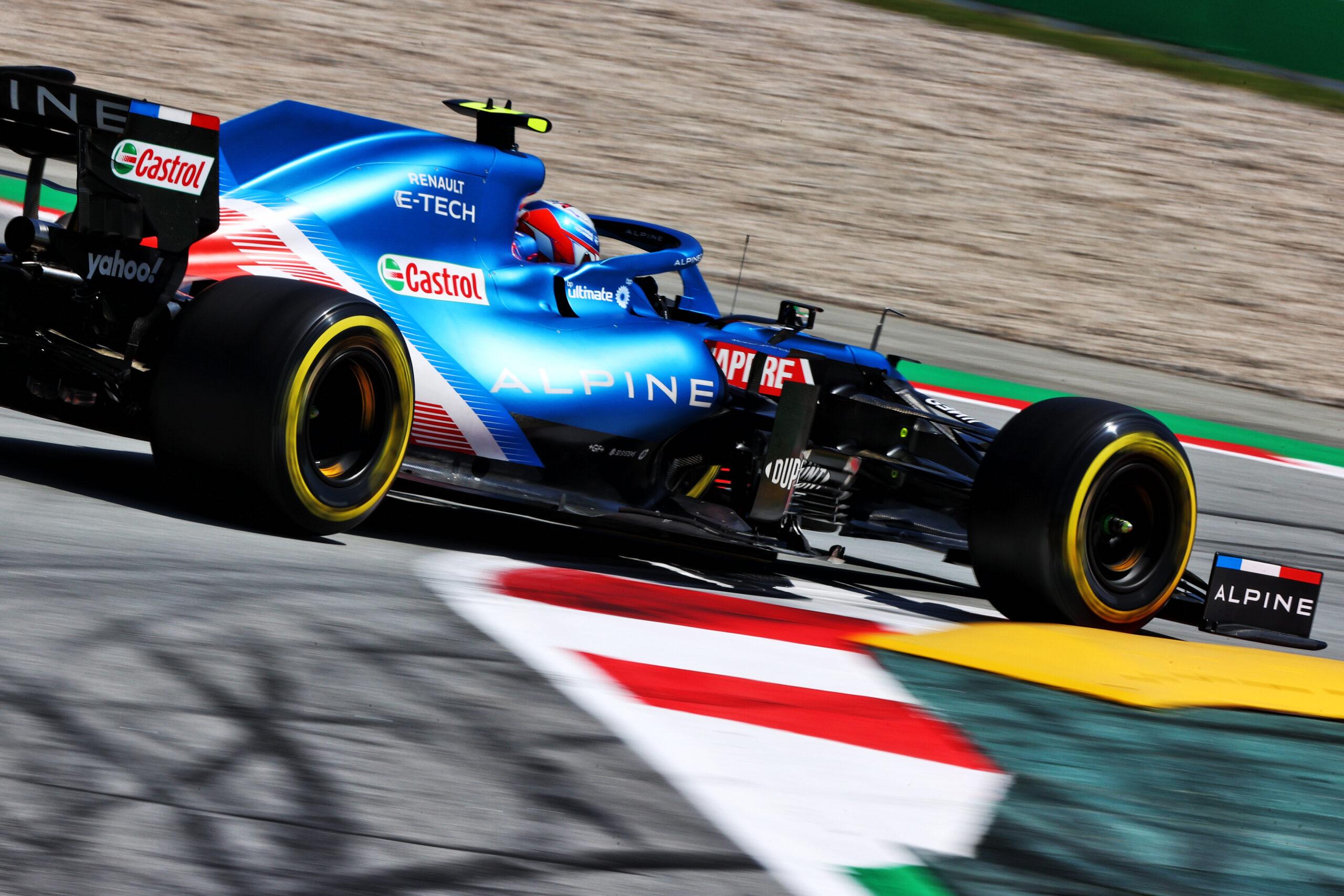 F1 - Alpine F1 a limité la casse ce dimanche au Grand Prix d'Espagne