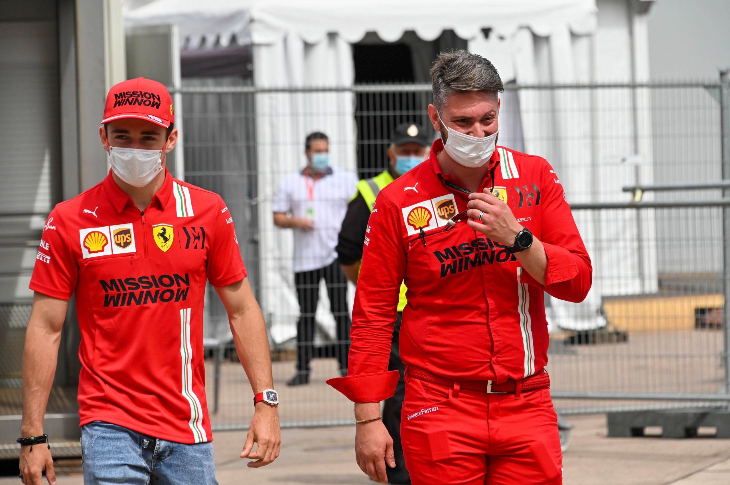 """F1 - Leclerc a voulu """"oublier"""" le plus tôt possible son erreur de Monaco"""