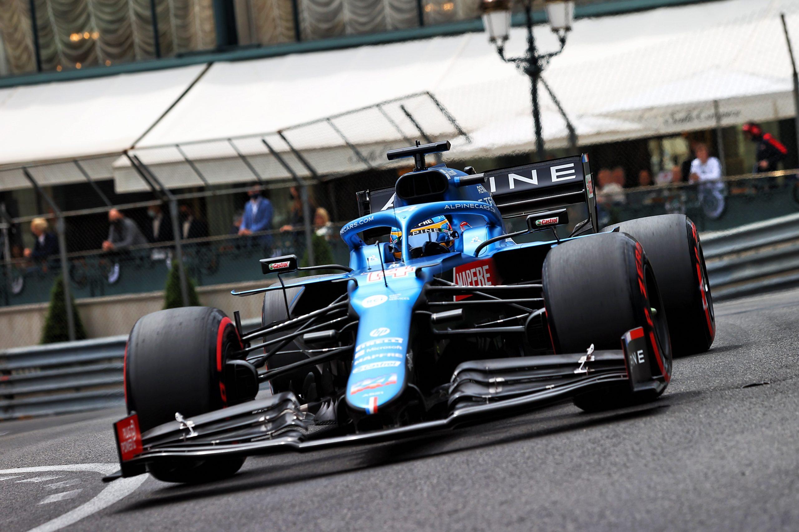F1 - Alpine F1 désormais entièrement tournée sur 2022