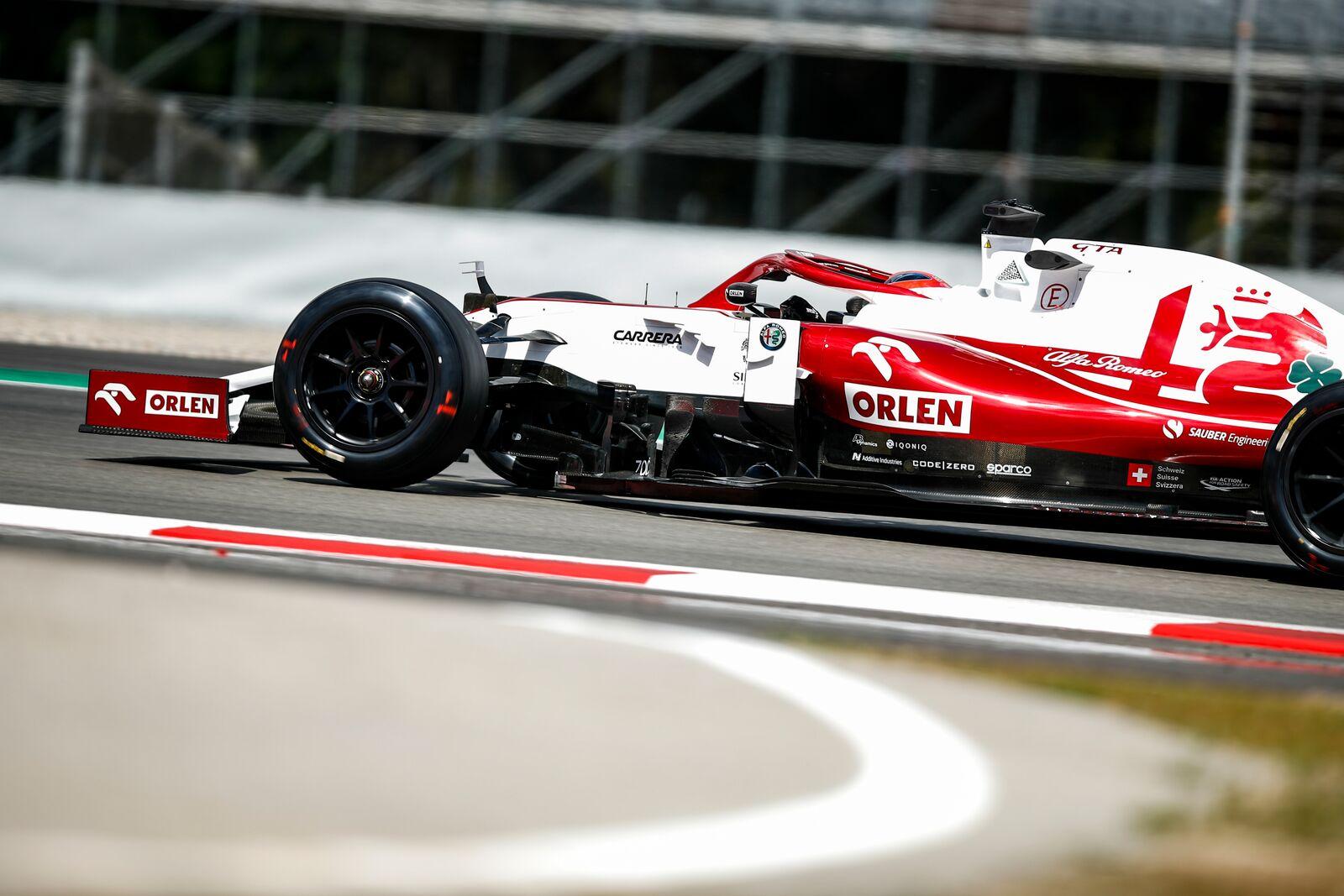 F1 - Tous les secrets des roues 18 pouces introduites en F1 en 2022