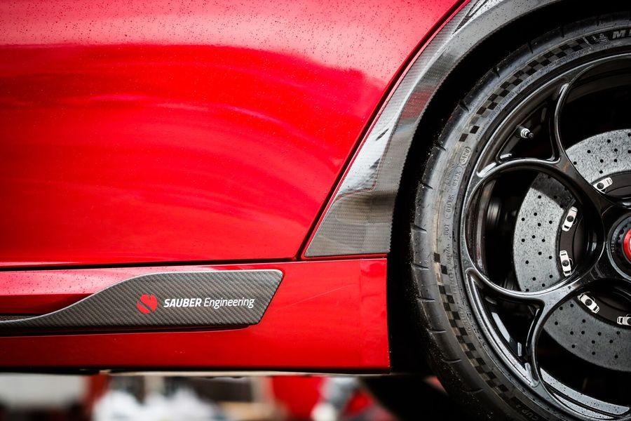 F1 - Sauber Engineering et HP Composites s'allient pour créer des pièces en carbone haut de gamme